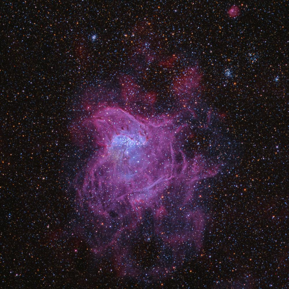 NGC 346 (SSRO Cito, Chile)