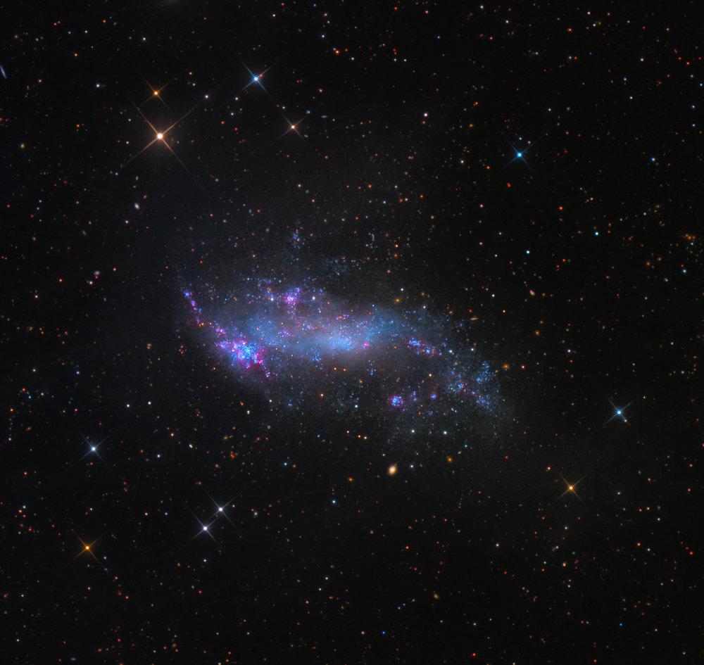 IC 2574 (Stellar Winds Observator-DSNM)
