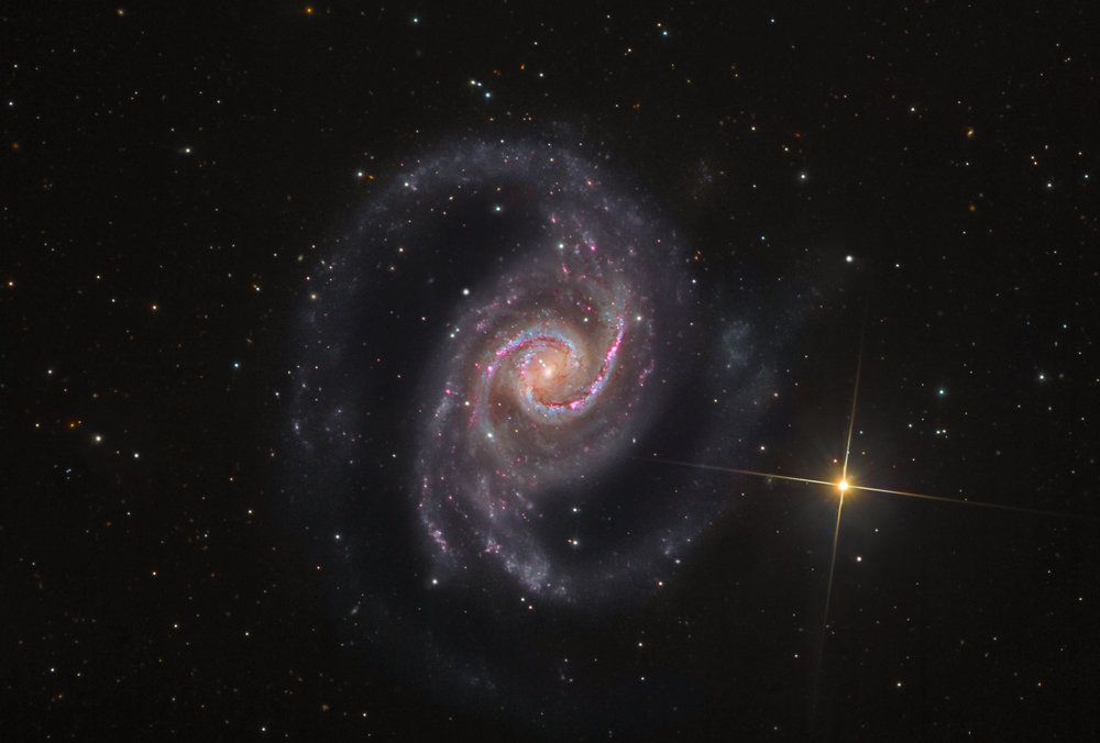 NGC 1566 (SSRO Cito, Chile)