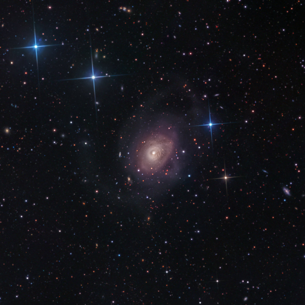 NGC 7377 From SSRO Cito, Chile