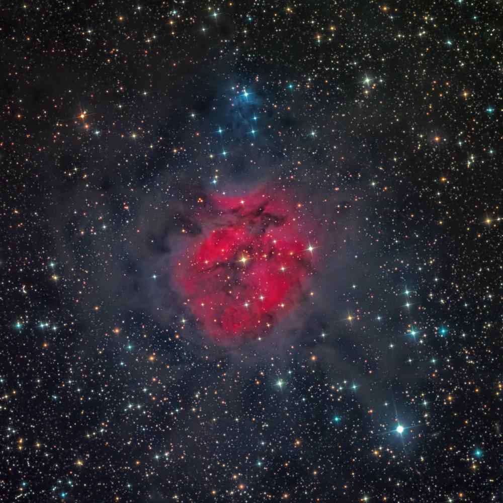 Cocoon Nebula, IC 5146