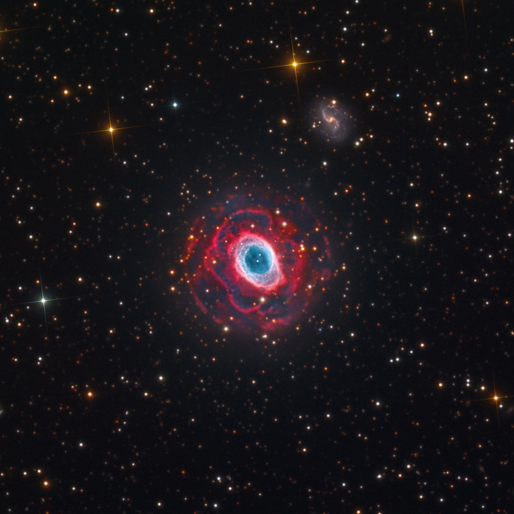 M57 The Ring Nebula