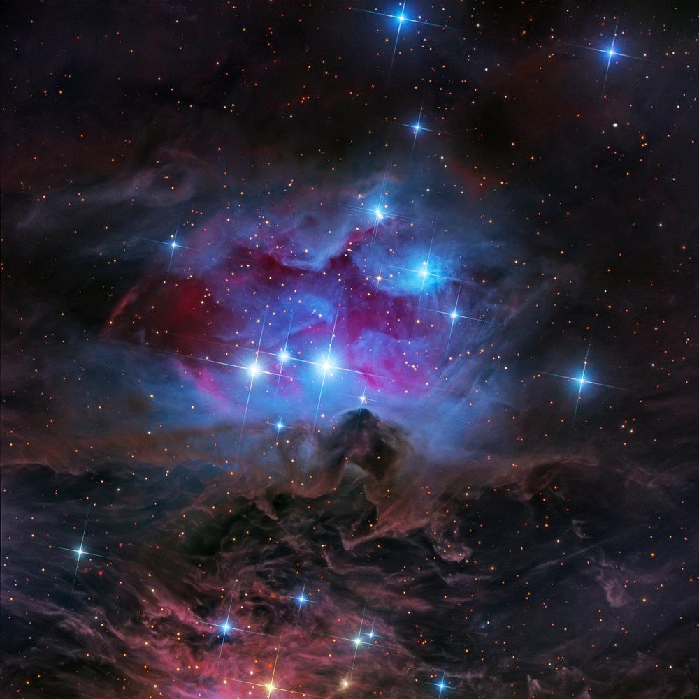 Running Man Nebula (SWO)