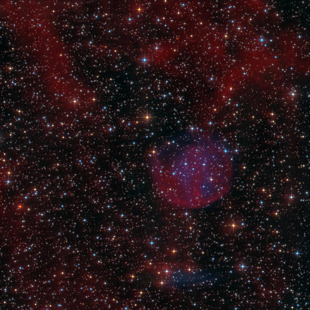 CaVa 1 Planetary Nebula (SWO)