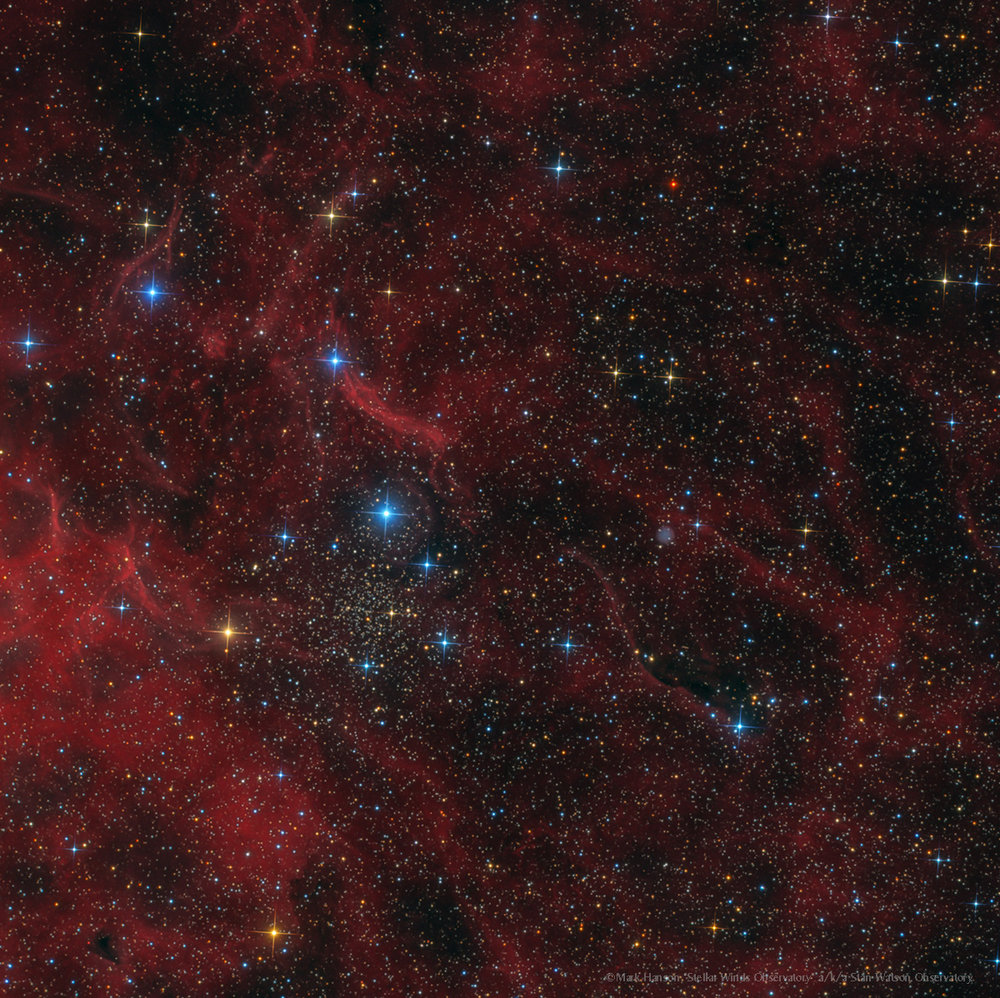 IC 1311 in Cygnus From SWO