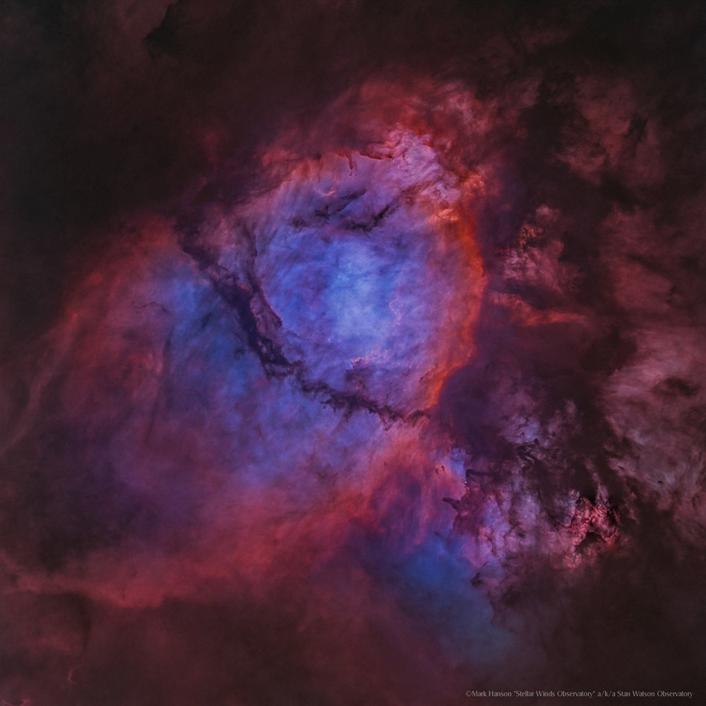 IC 1795 Starless Version