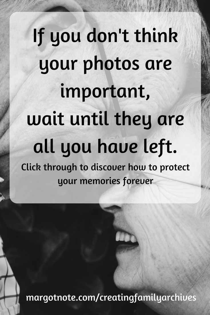 Learn How to Preserve Your Memories Forever