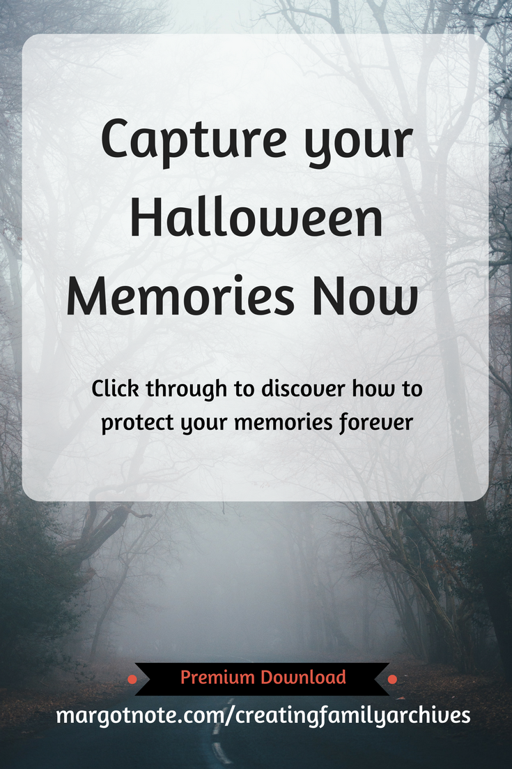 Capture your Halloween Memories Now