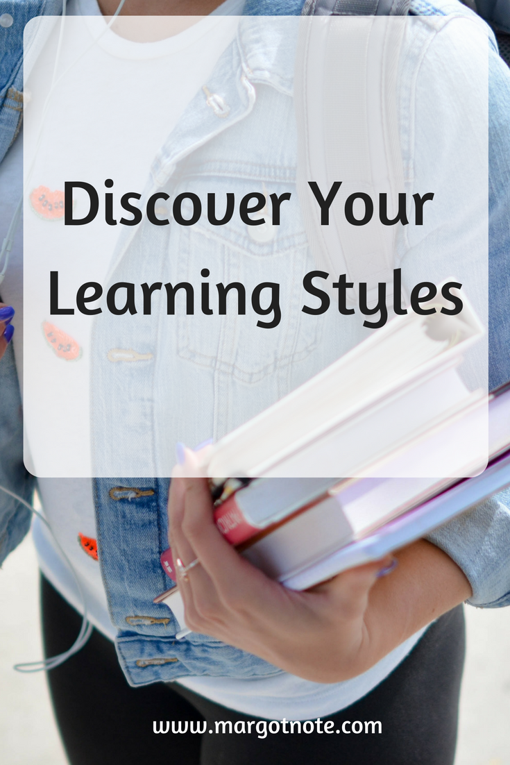 Discover Your Learning Styles