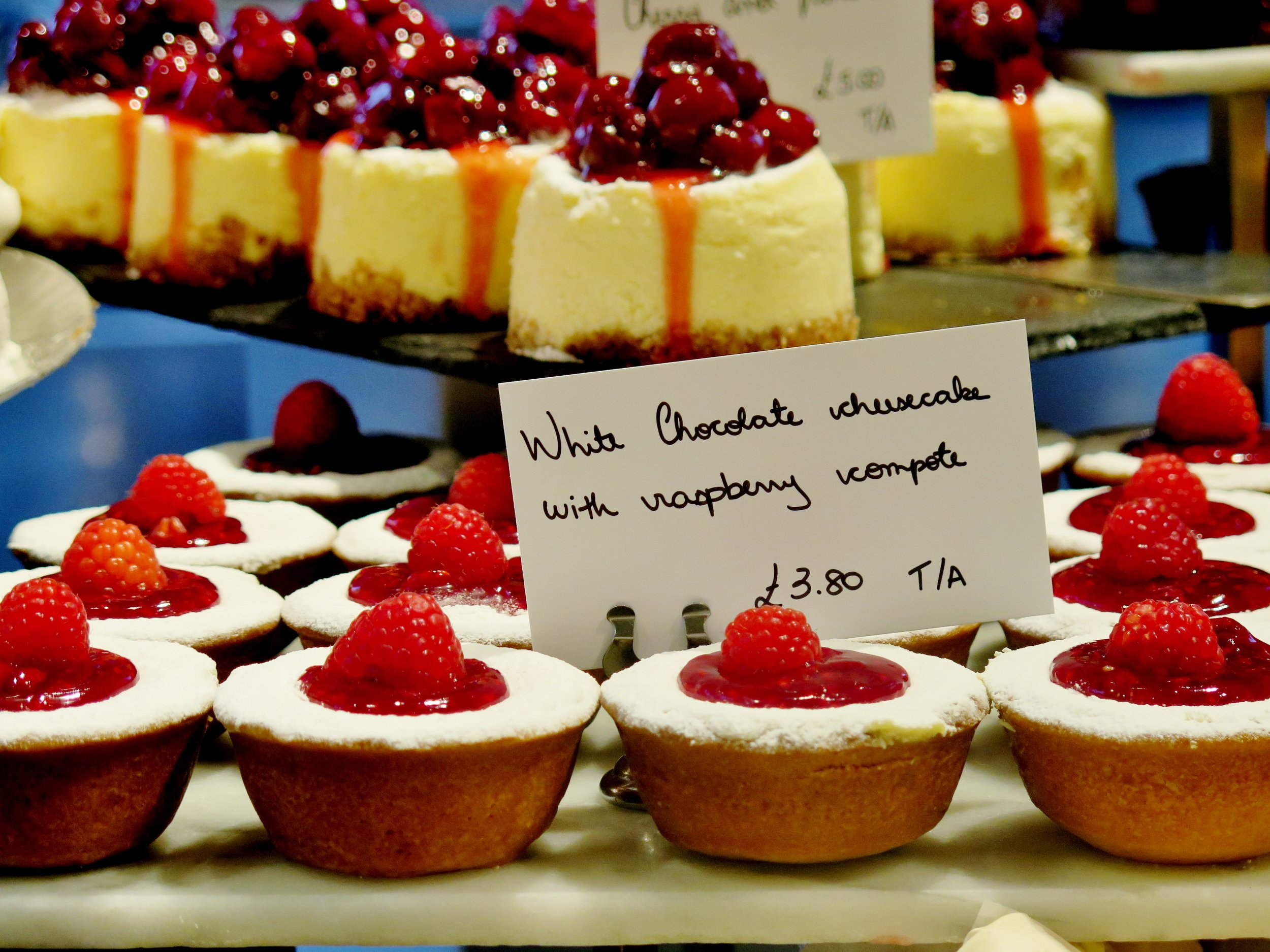 Ottolenghi - Top 5 Cakes in London