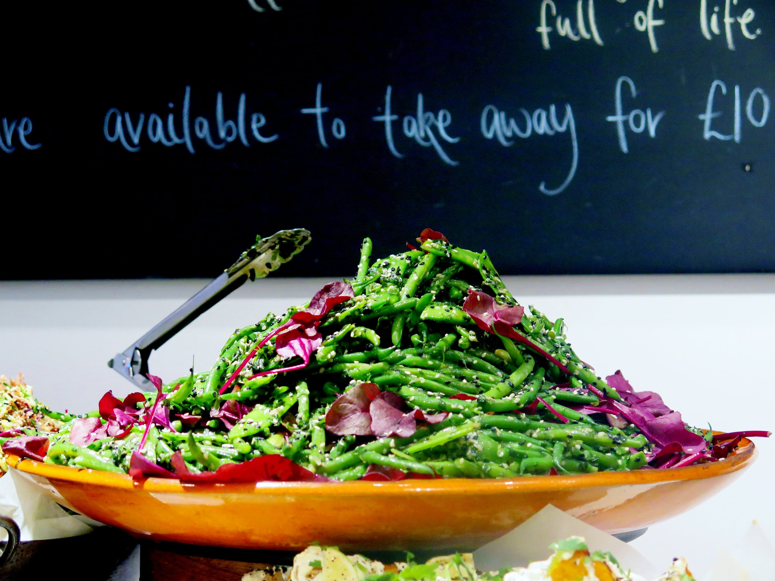 Ottolenghi - Top 5 Restaurants in London