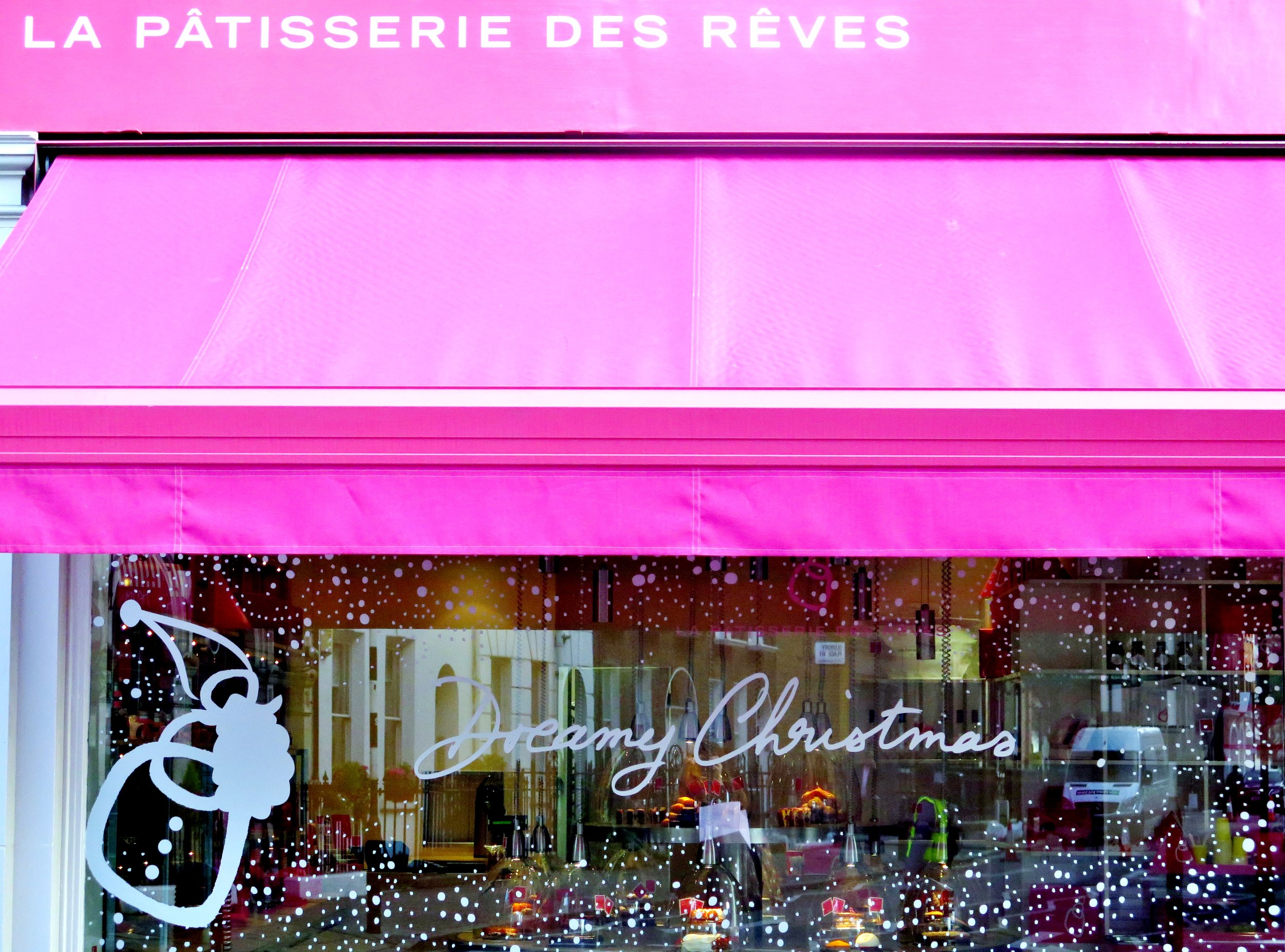 Pâtisserie des Rêves - Top 5 Cakes in London