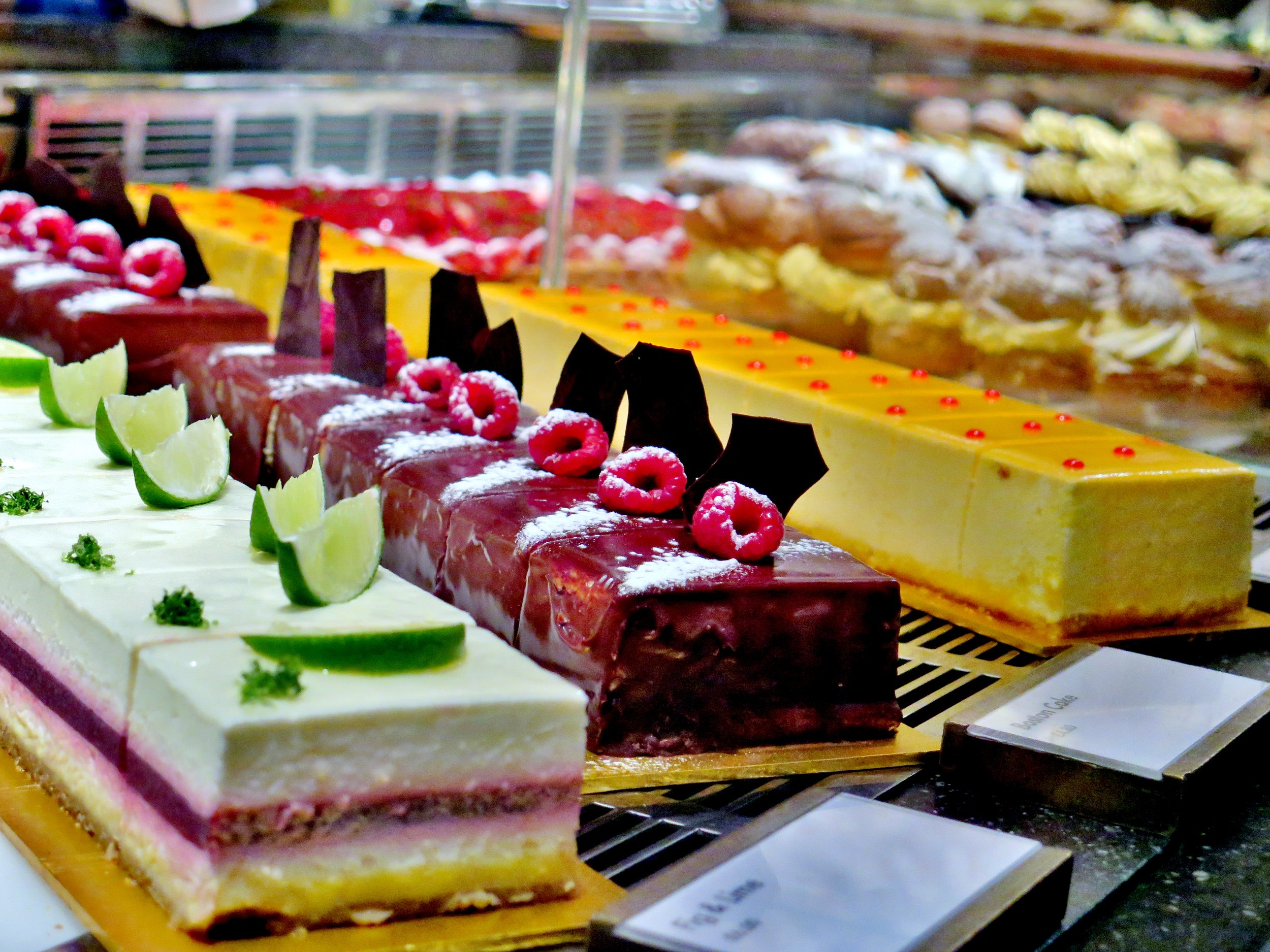 Princi - Top 5 Cakes in London