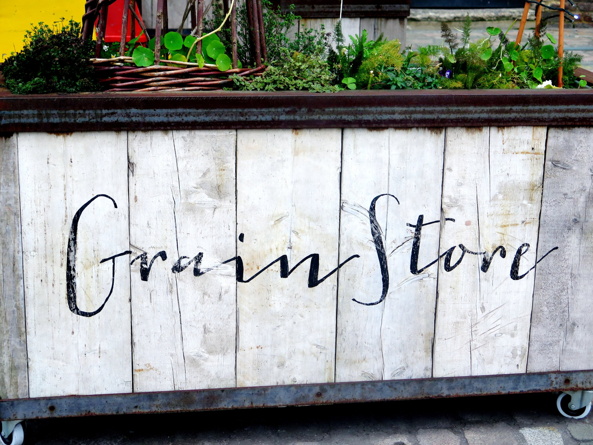 The Grain Store - Restaurant Review