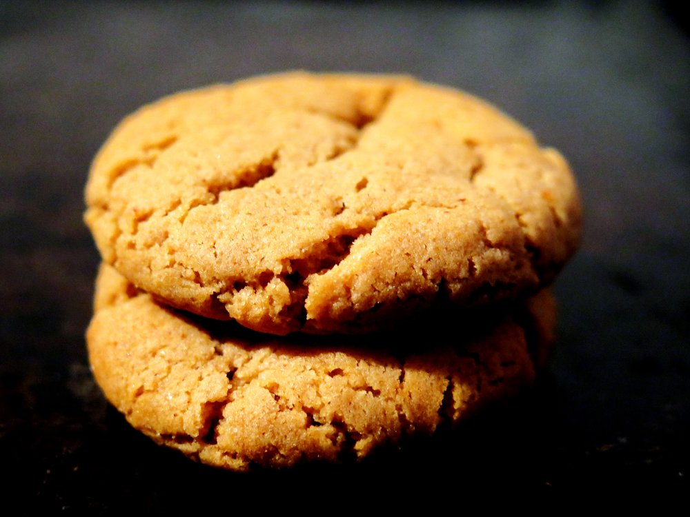 Anti-Valentine's Day Ginger Cookies - Recipe