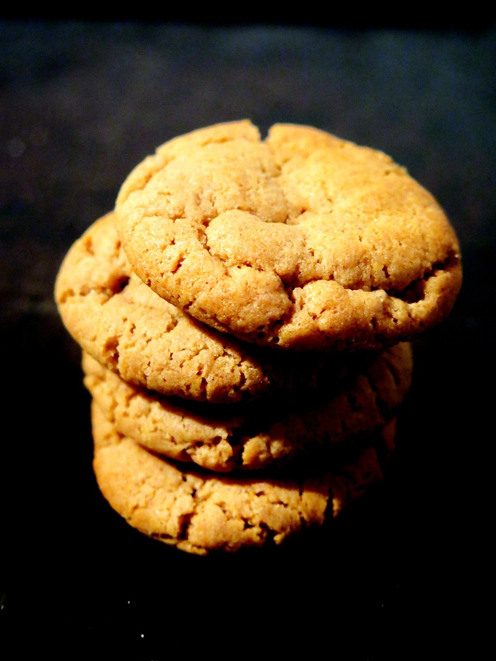 Anti-Valentine's Day Soft & Chewy Hot Spiced Double Ginger Cookies