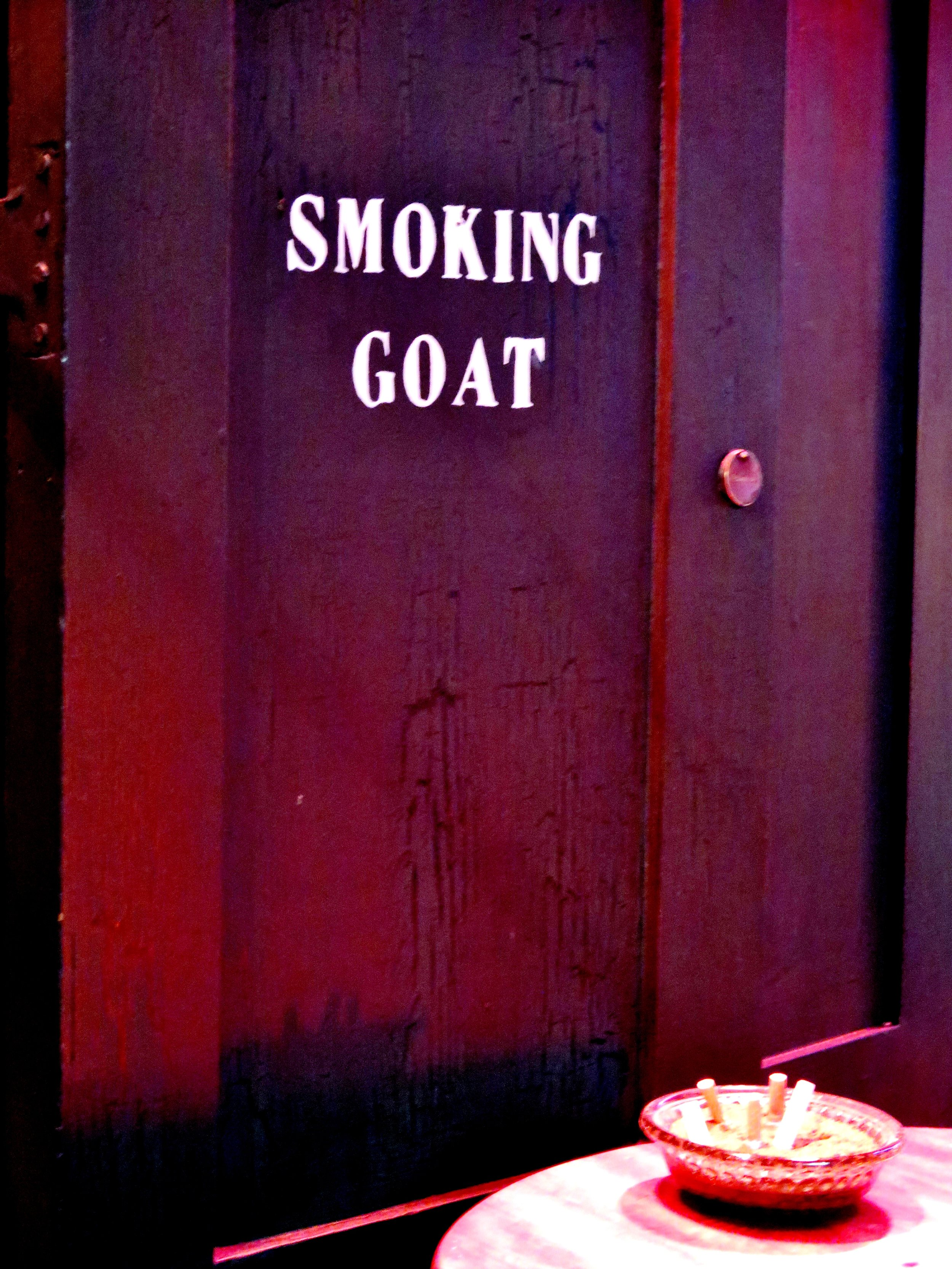 Smoking Goat - Restaurant Review