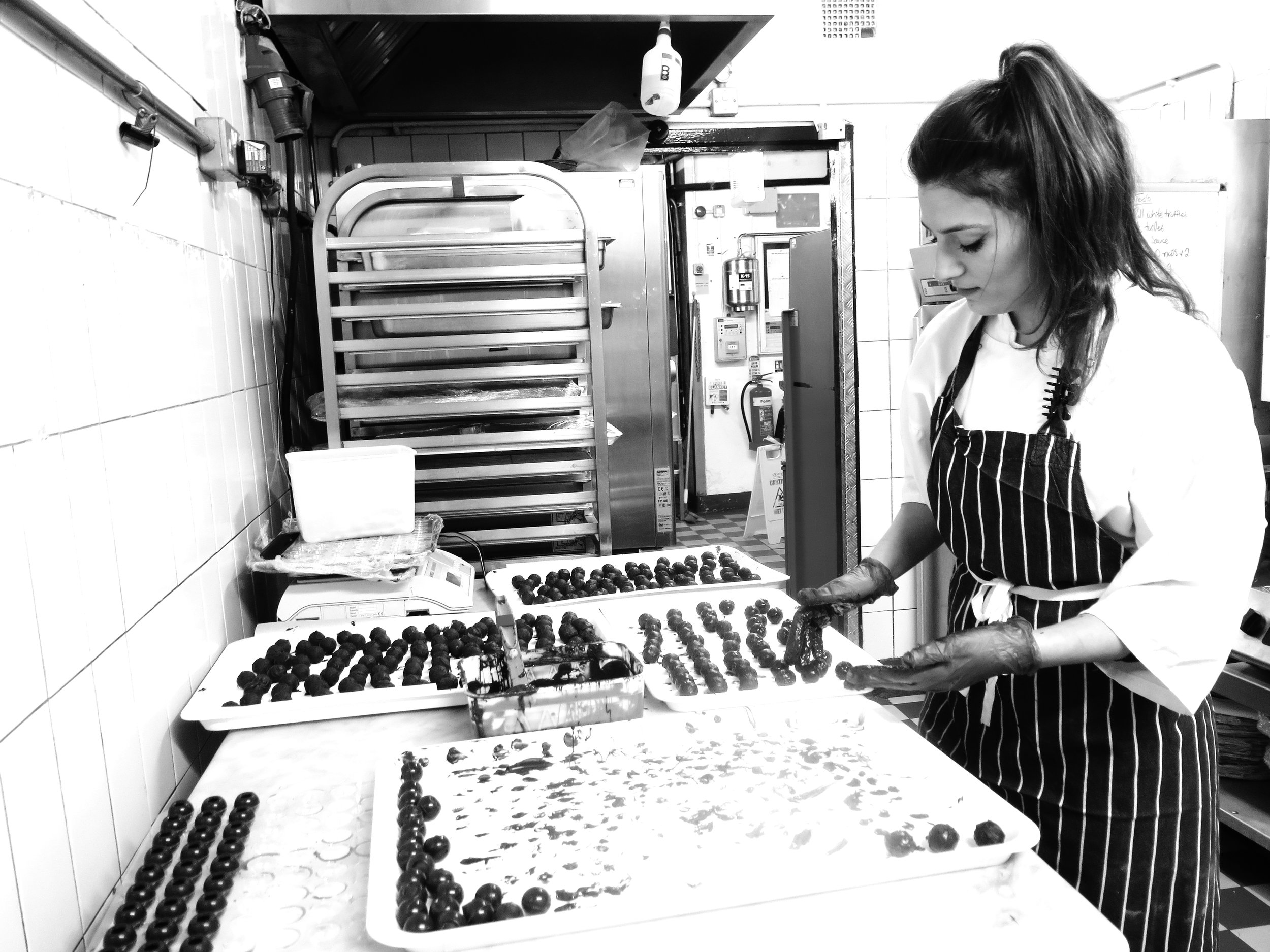 Other side of the door: inside the kitchens of Le Caprice (Part 2)