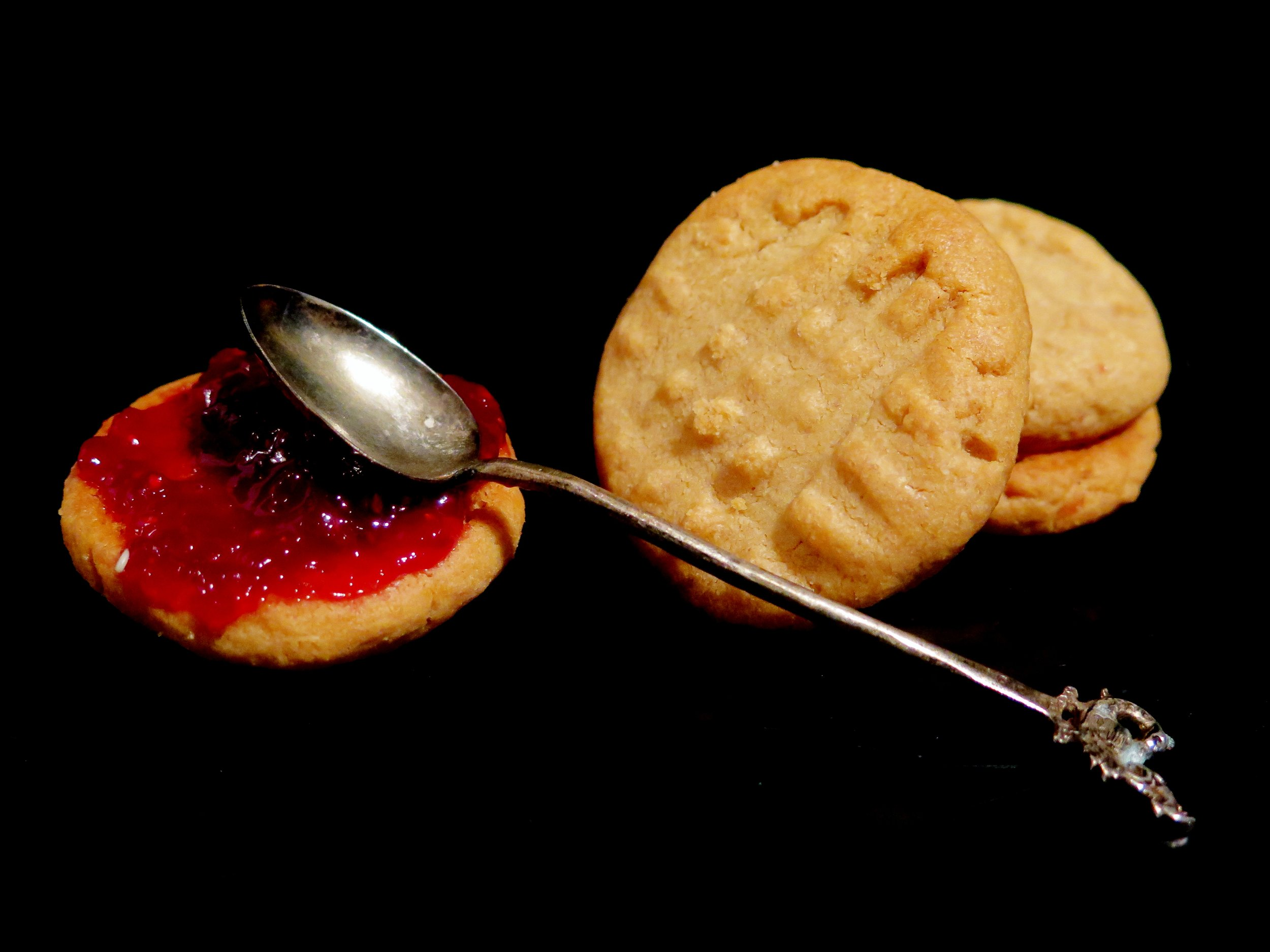 Peanut Butter and Jam Cookies - Recipe