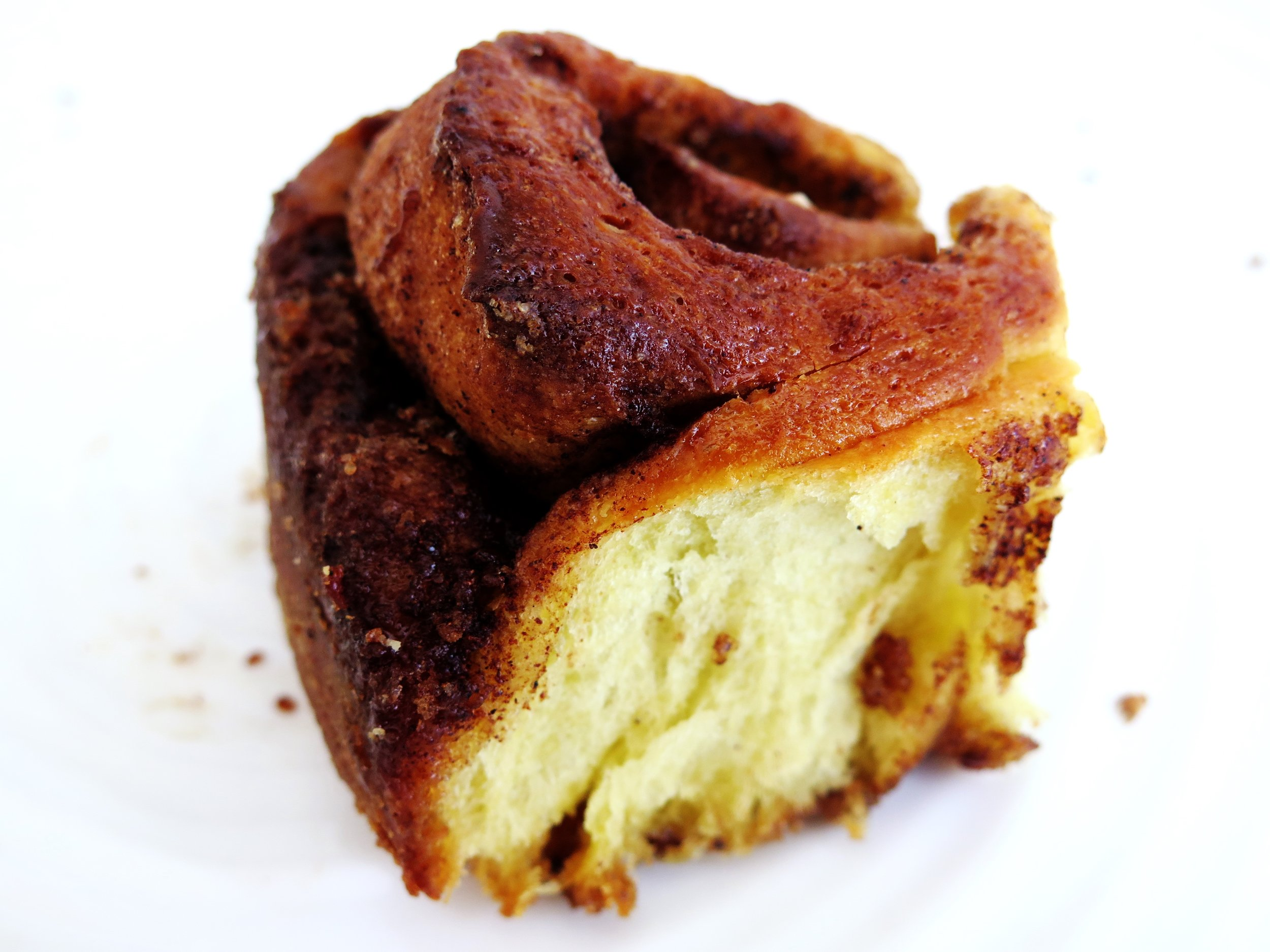 Brown Butter Brioche Cinnamon Buns