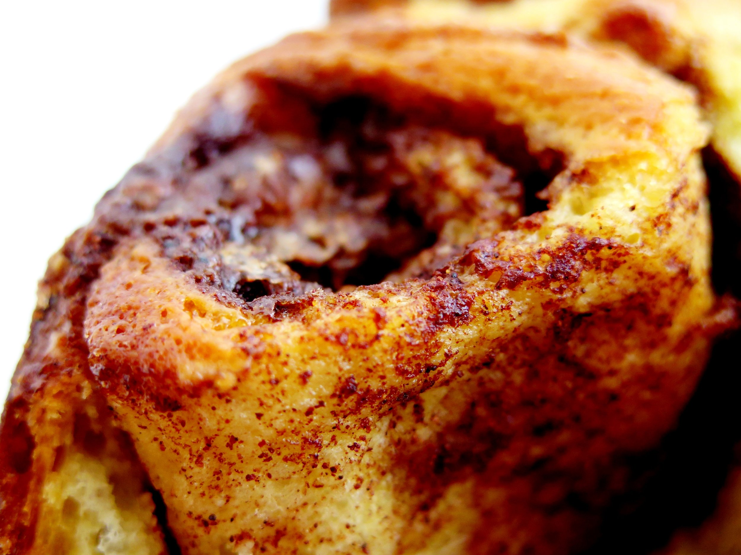 Brown Butter Brioche Cinnamon Buns