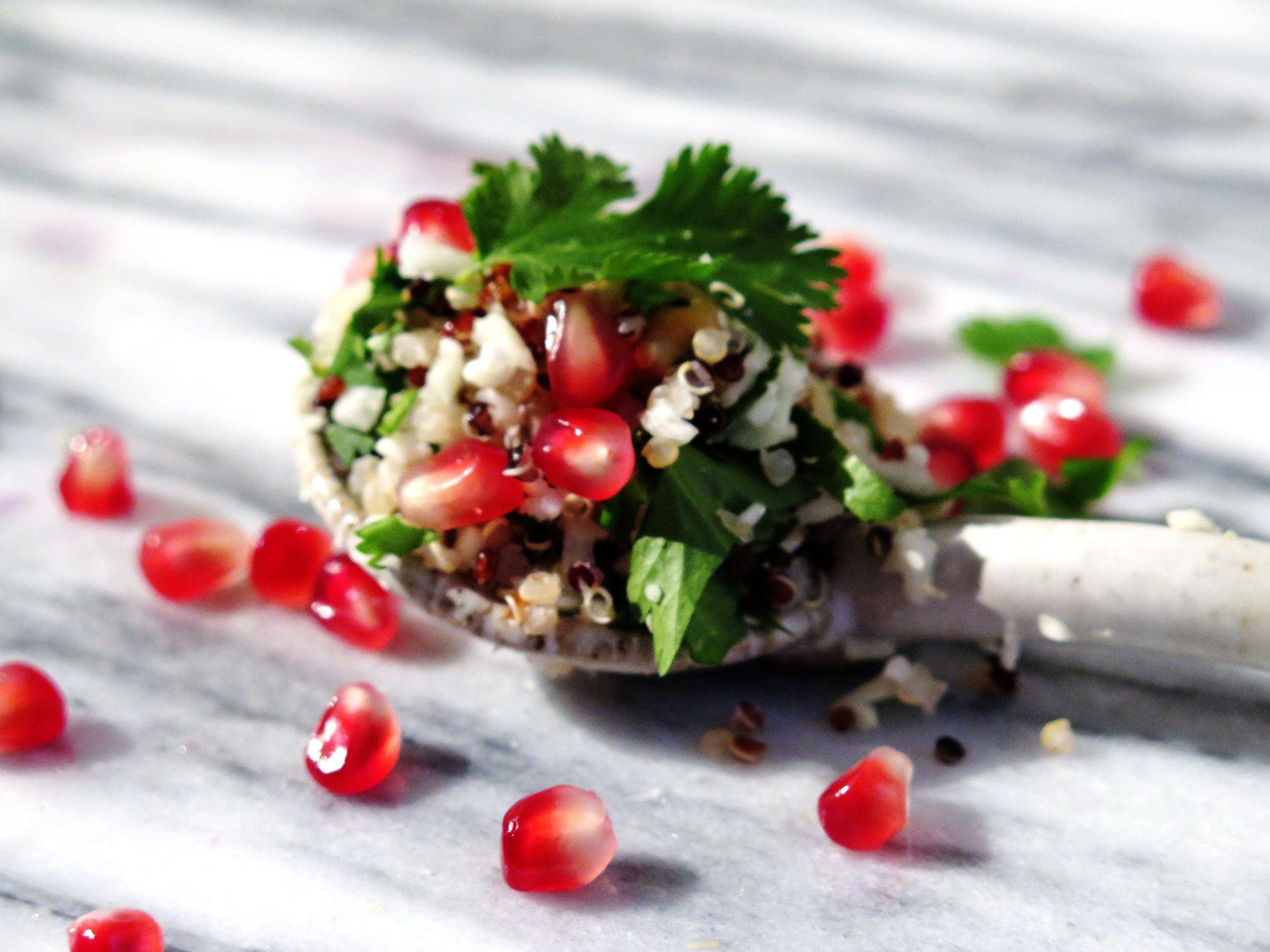 Cauliflower & Quinoa Superfood Salad
