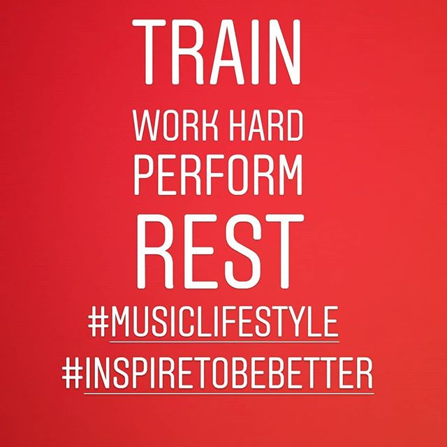 Taking a page out of @markwahlberg book today.  Put the work in today people. Rest when it's done.  AJ x  #inspiretobebetter #hardwork #doit