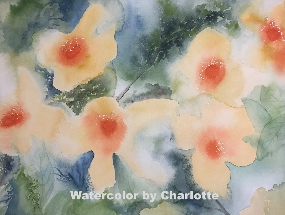 Flowing Floral
