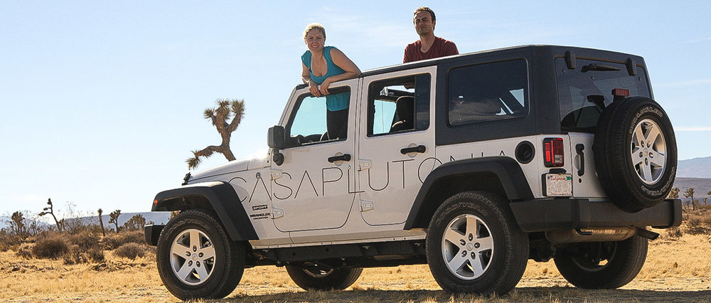 CasaPlutonia's 4x4 Adventure