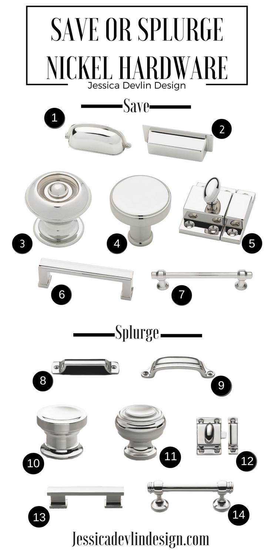 How to Save on kitchen Hardware — Jessica Devlin Design