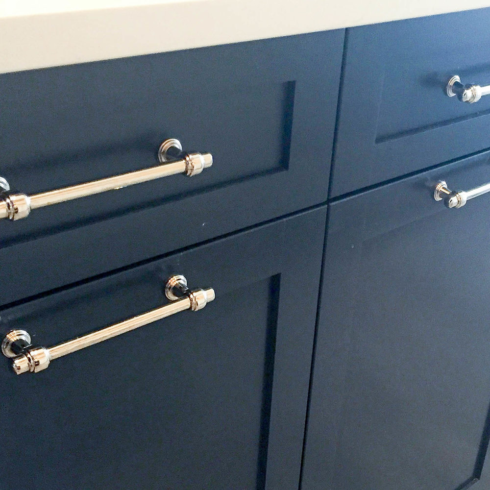 Cabinet pulls work as jewellery