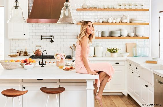 Lauren Conrad Kitchen