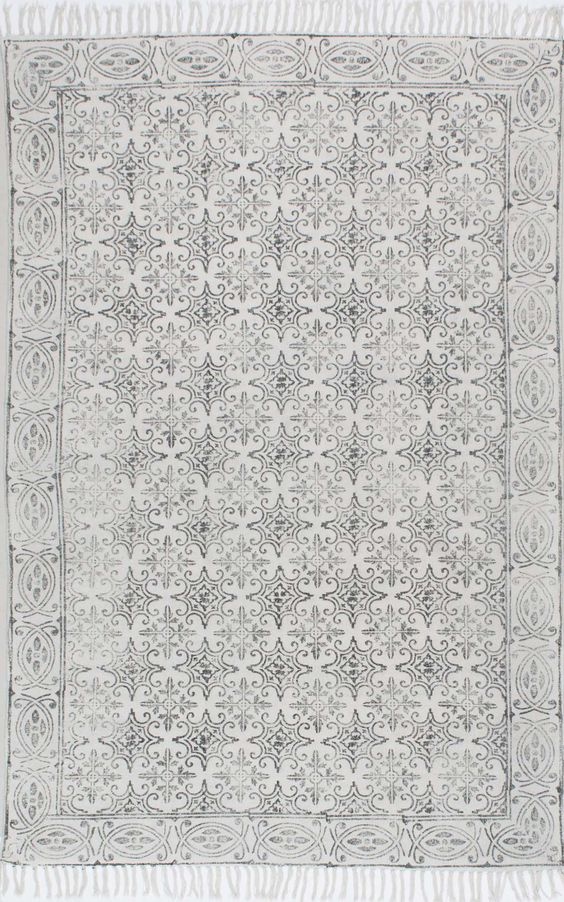 traditional flatweave living room rug