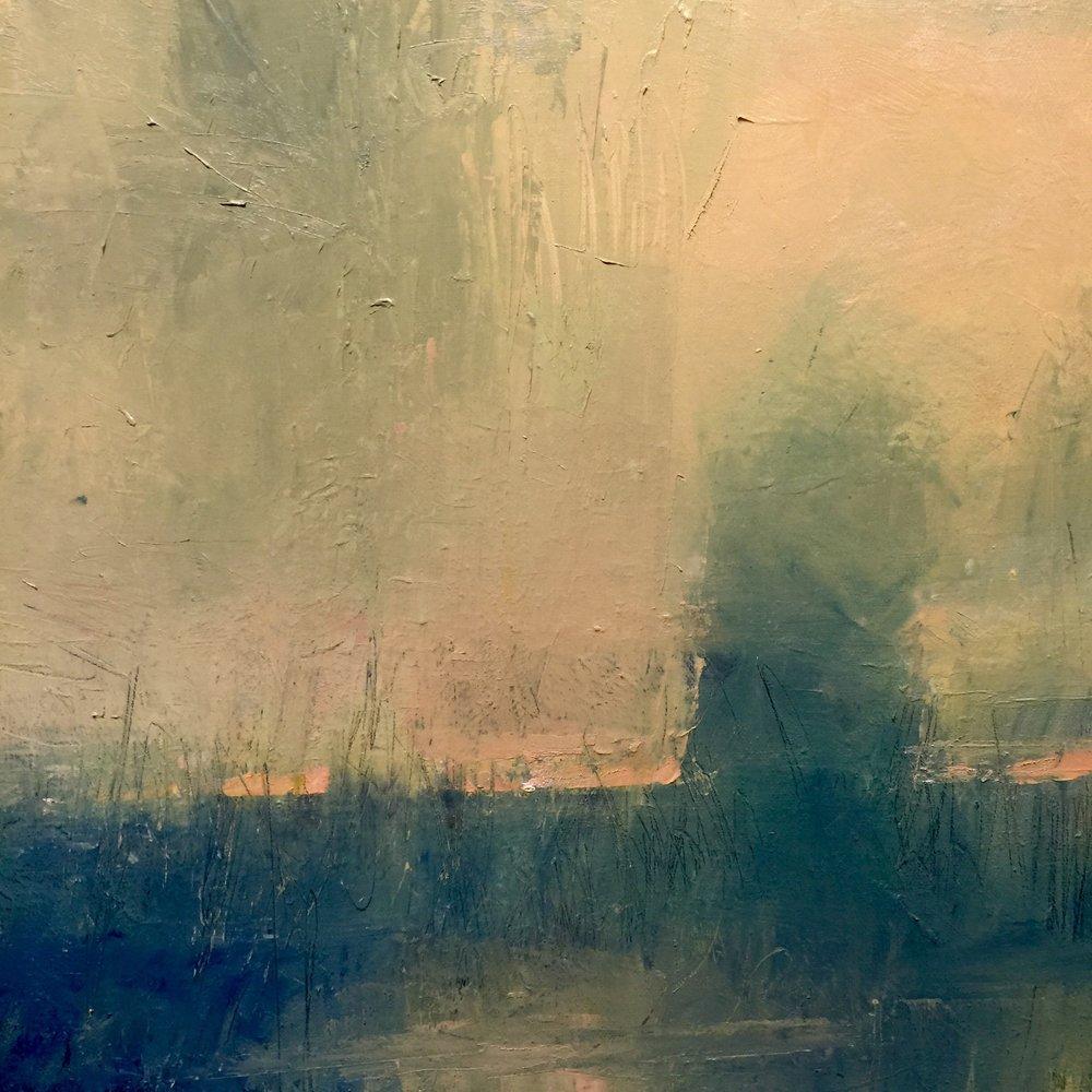 'Dawn Light - Hullet Marsh'