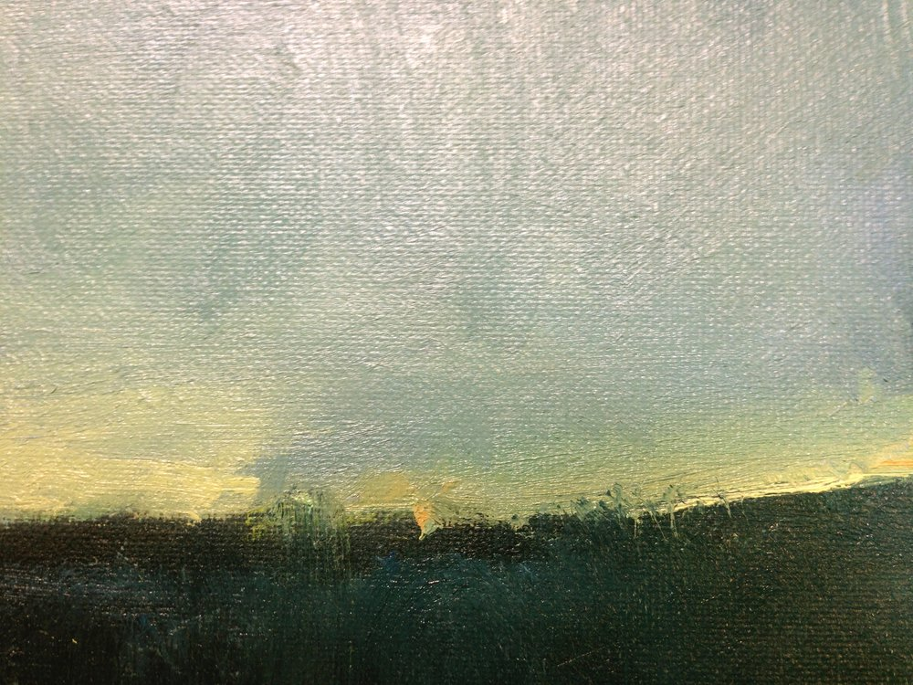 'Dawn's Early Light'(Sold)