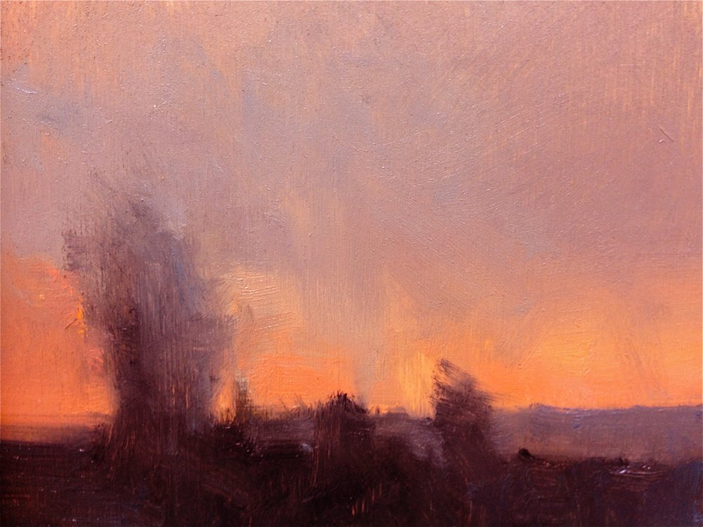'Sunset Glow' (Sold)