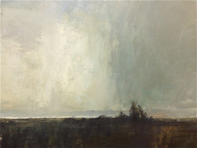 'Breaking Over The Bay'(Sold)