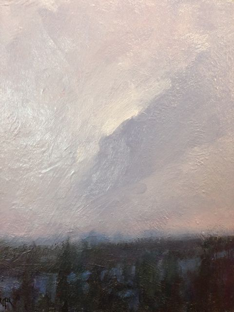 'Cloud At Four'