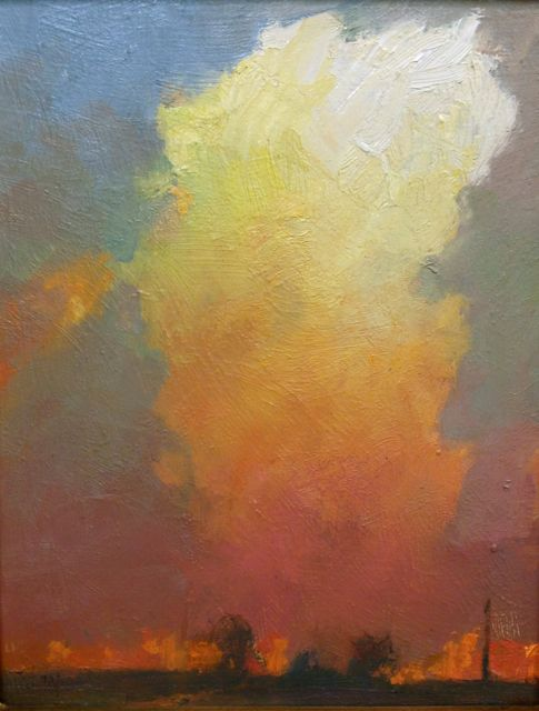 'Evening Cloud'