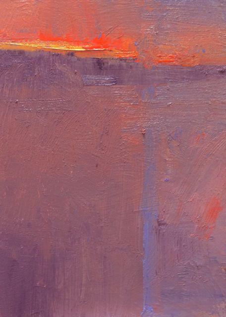 'Last Rays'(Alberta) Sold
