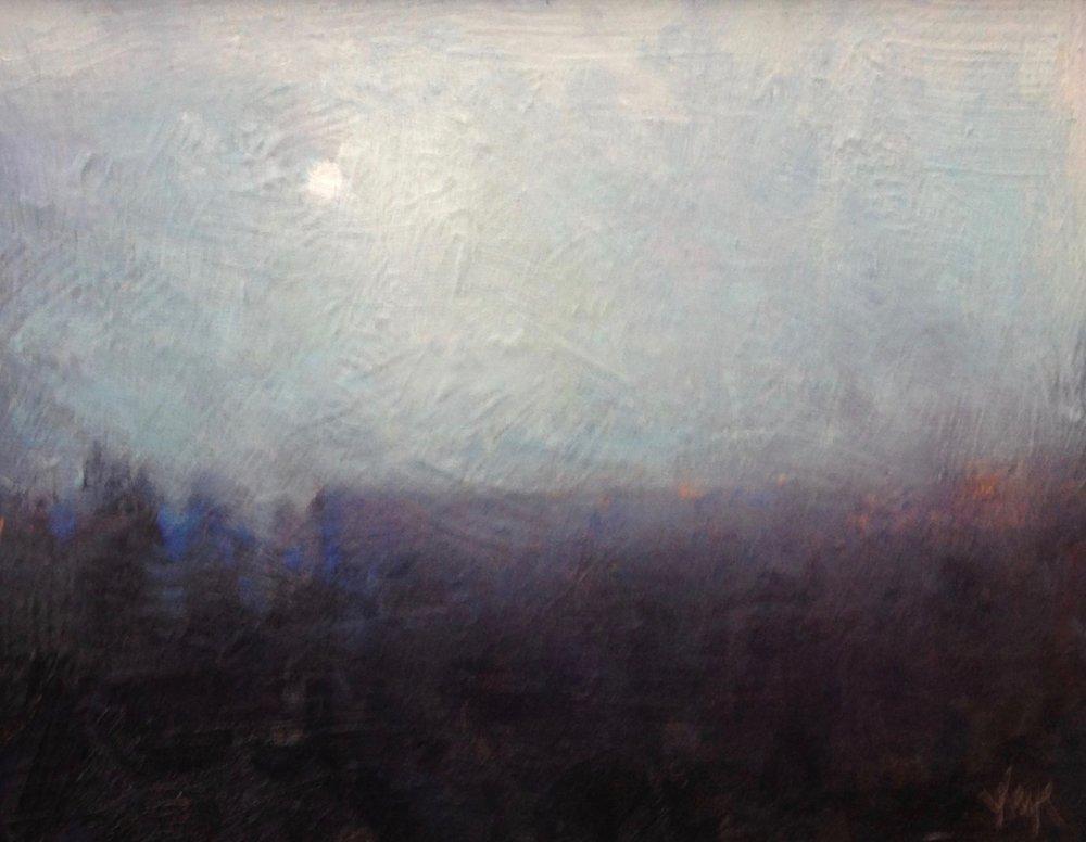 'The Escarpment'