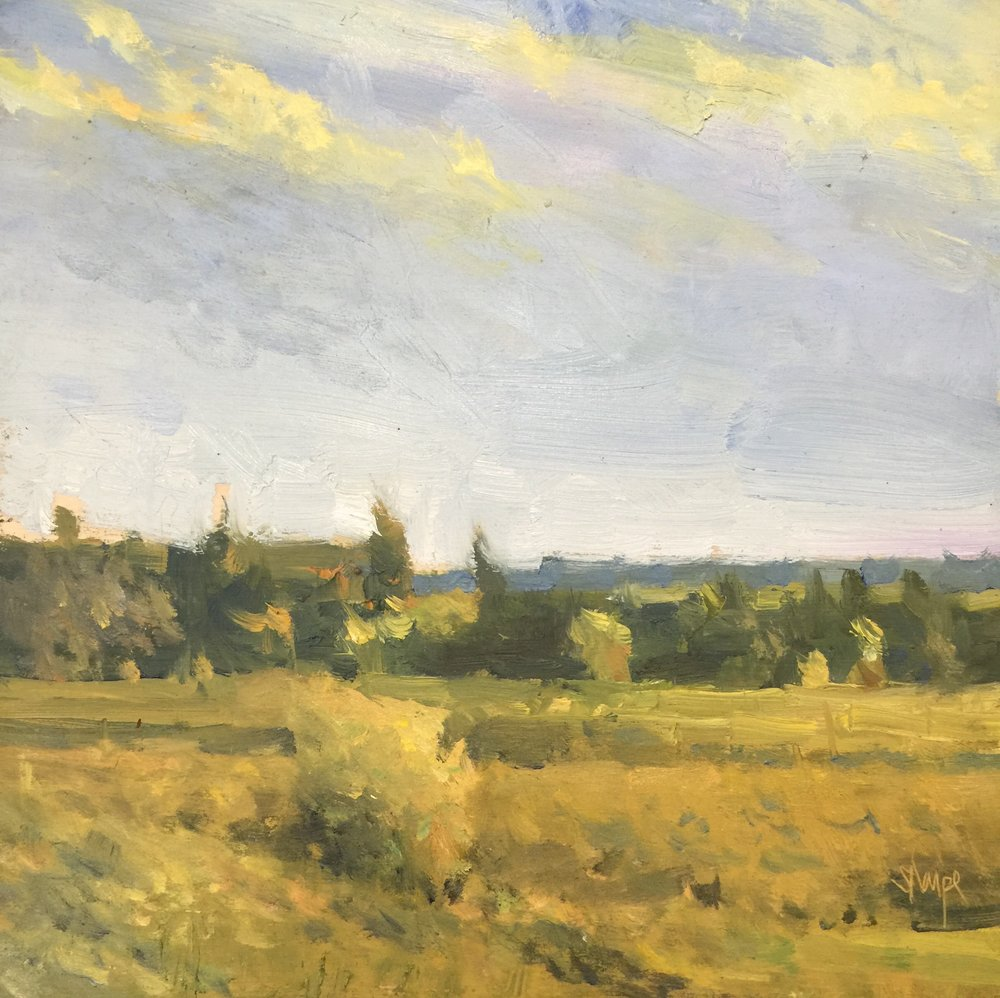 'Weaver's Field' (Sold)