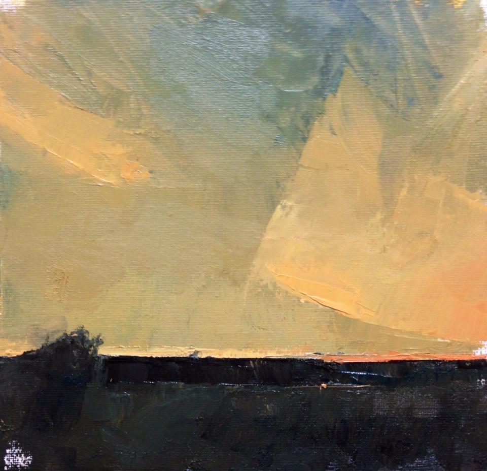 'Alberta Clouds'