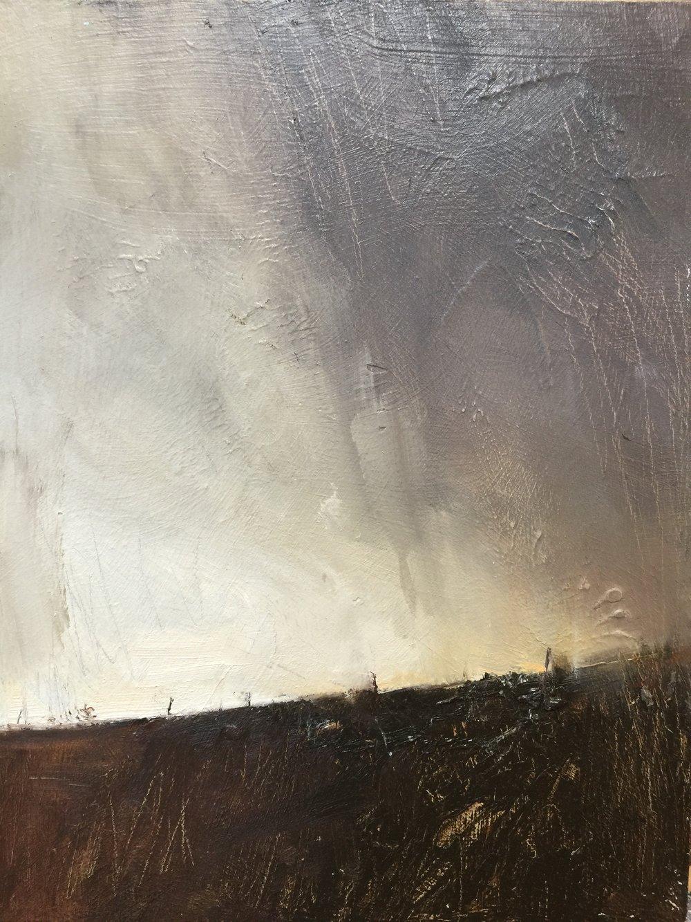 'Rain OnThe Way' (Sold)