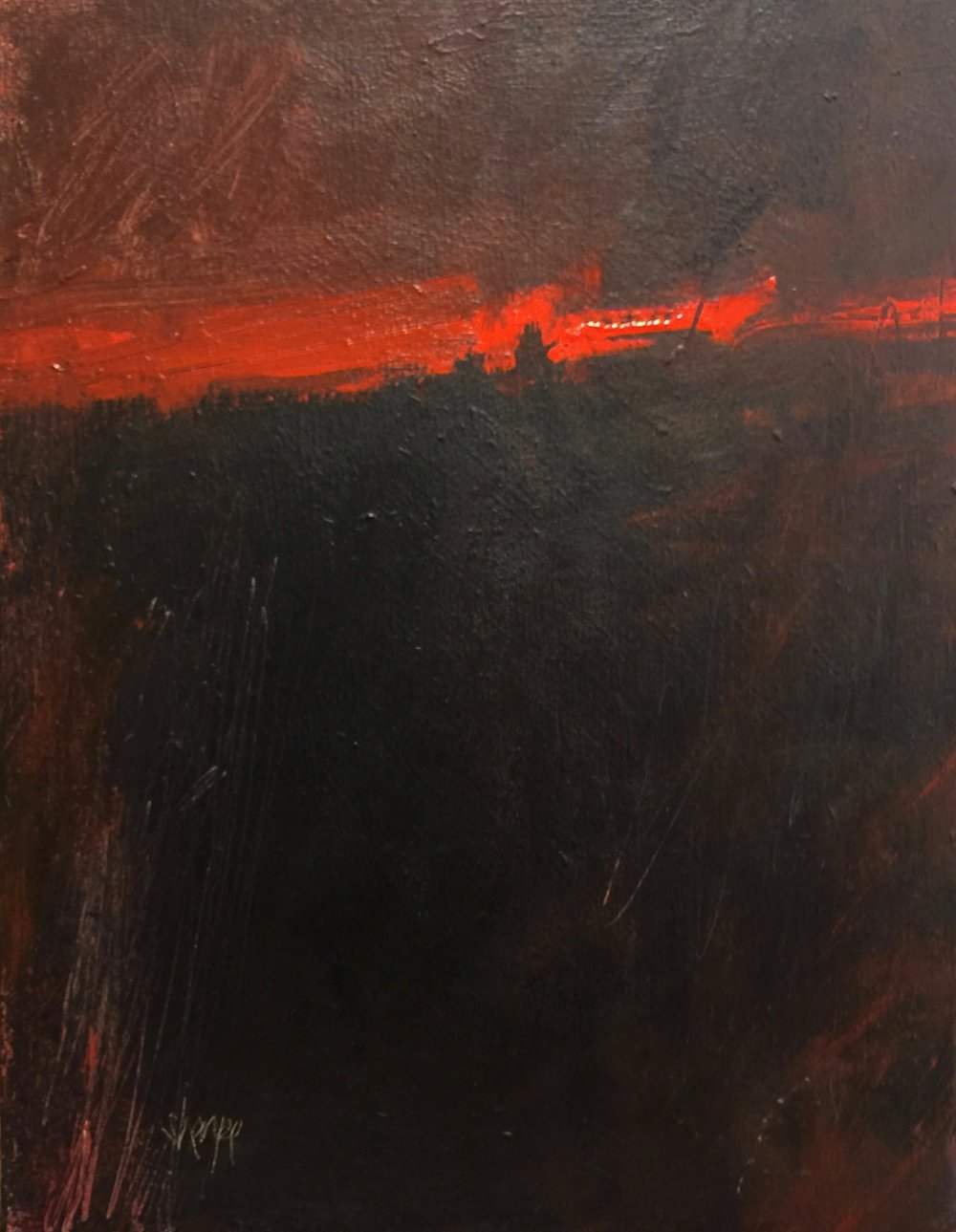 'Red Sky at Night'