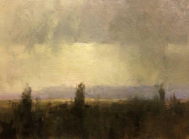 'Rain Lifting' (Sold)