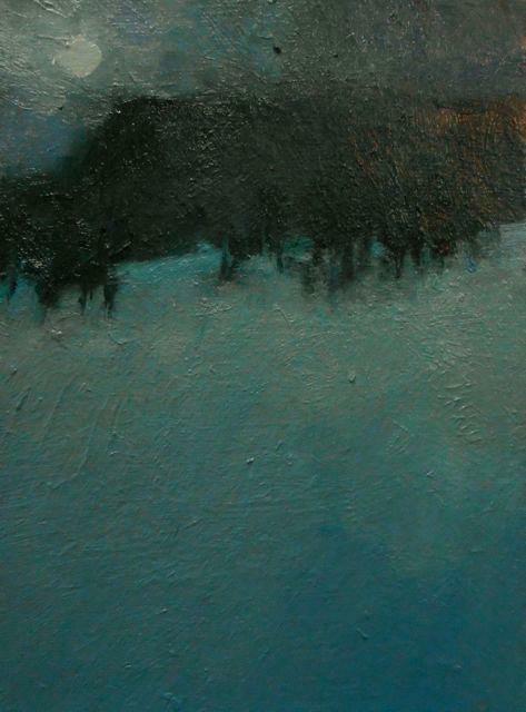 'Moon at Midnight' (Sold)