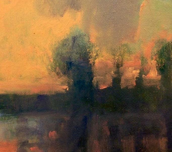 'Sundown-Hullett Marsh' (Sold)
