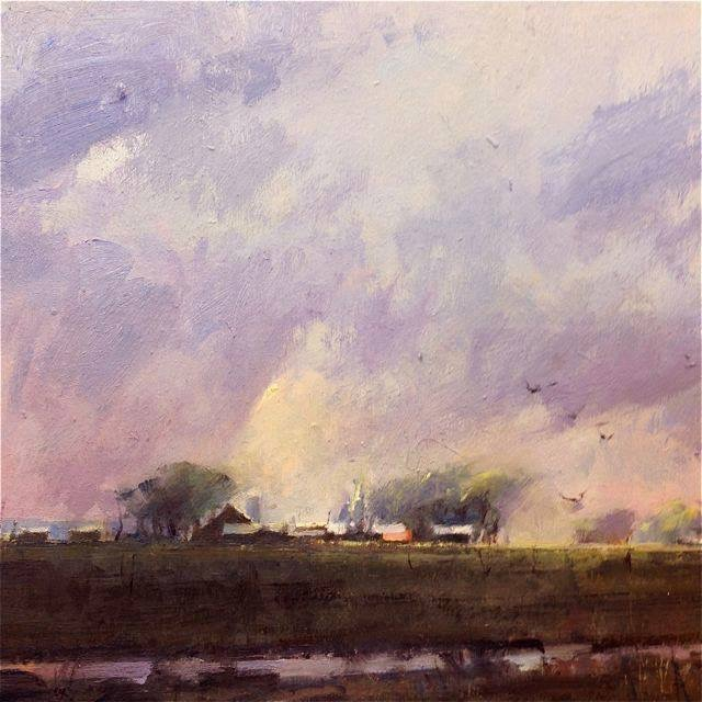 'Sun After Rain'(Sold)