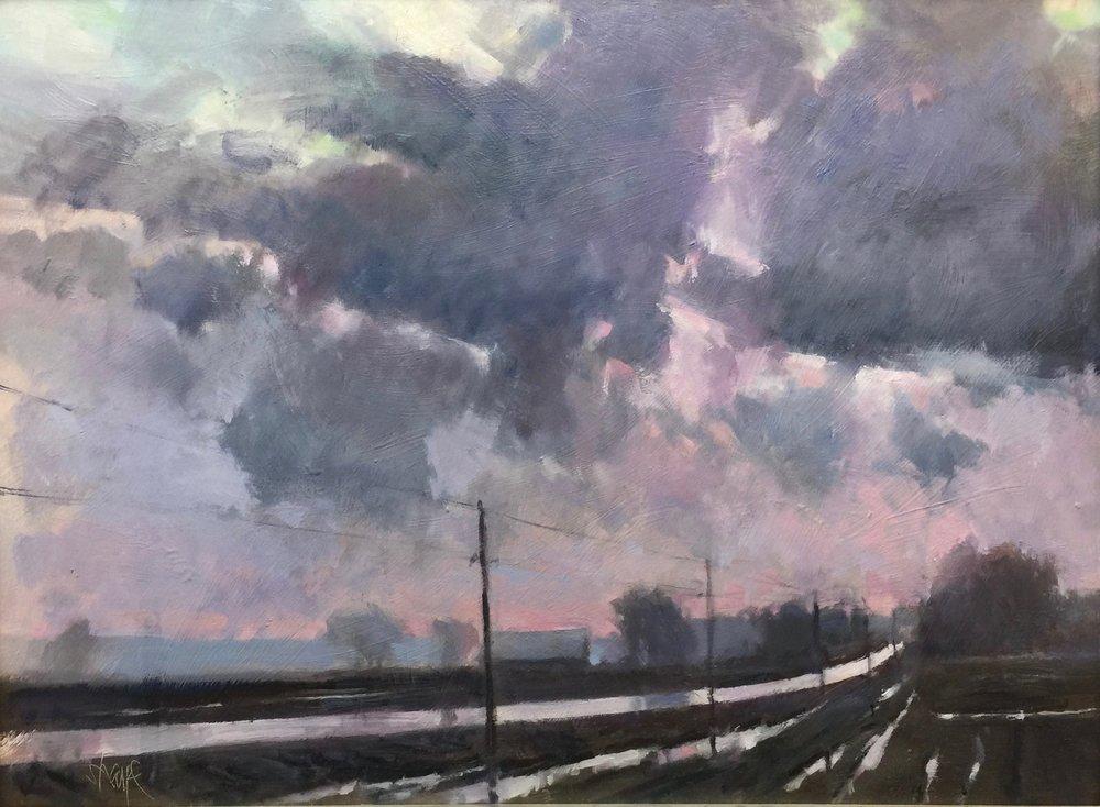 'Wet Road Home'